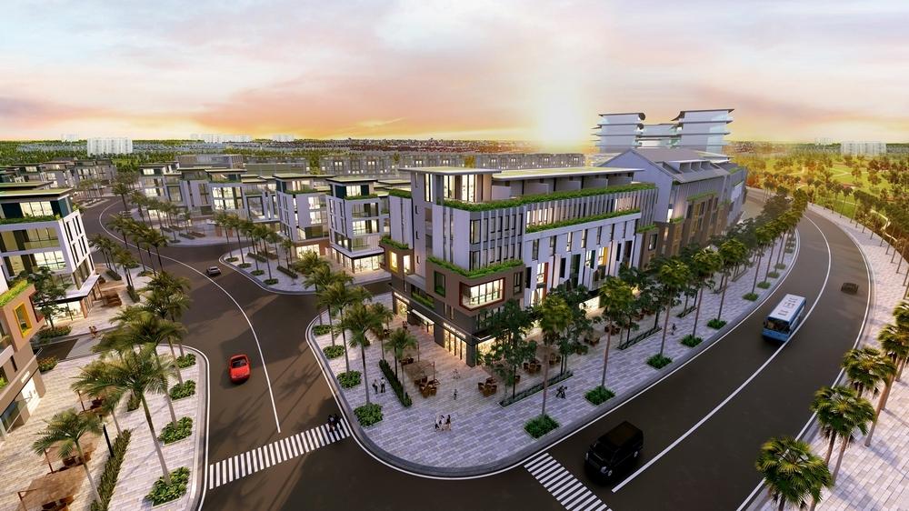 Meyhomes Capital Phú Quốc tung chính sách bán hàng hấp dẫn cho phân khu trung tâm