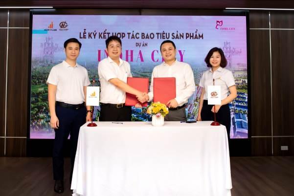 Hải Phát Land bắt tay N&G phát triển dự án Inoha City