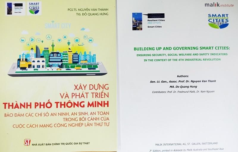 Cuốn sách của Thượng tướng, PGS.TS Nguyễn Văn Thành có thể làm giáo trình trong các trường đào tạo ngành Xây dựng