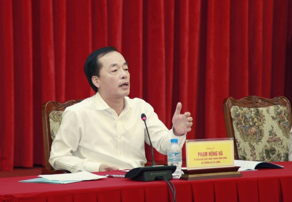 Minister Pham Hong Ha: Creating favorable conditions for people and businesses