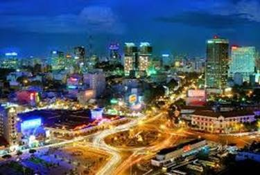 Smart city development to all districts in HCM city