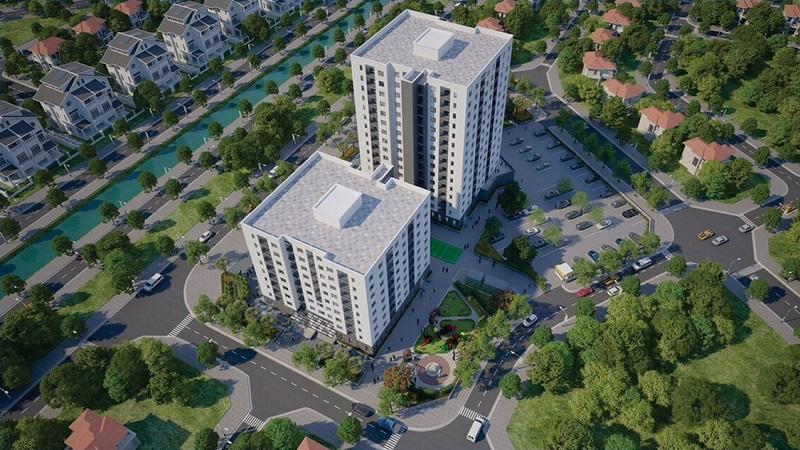 Mật độ xây dựng thấp - Chỉ số định giá bất động sản trong thời đại đô thị hoá