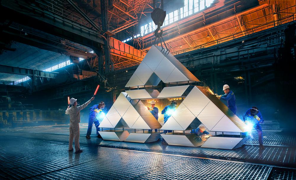 Hòa Phát tiếp tục dẫn đầu Top 10 Công ty Vật liệu xây dựng uy tín năm 2020