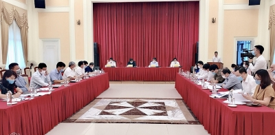 Ministry of Construction reviews key tasks in May 2021