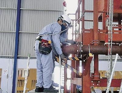 Japanese pipe maker starts training of Vietnamese construction technical interns
