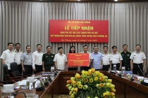 Hanoi assists construction of cultural house on Truong Sa