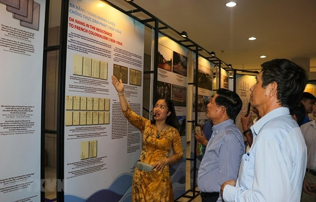Exhibition spotlights Da Nang's coastal urban development