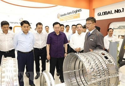 Hoa Lac Hi-Tech Park hopes for new wave of investment