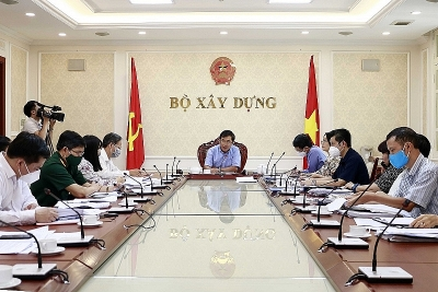 Ministry of Construction held online meeting of Resolution 1210 on urban classification