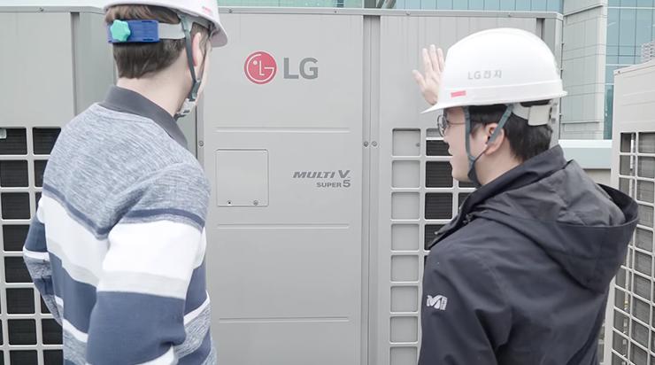 LG tổ chức cuộc thi thiết kế hệ thống điều hòa quy mô châu Á
