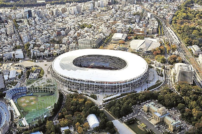 Opening ceremony of Tokyo Olympic Games nears after 1 year delay