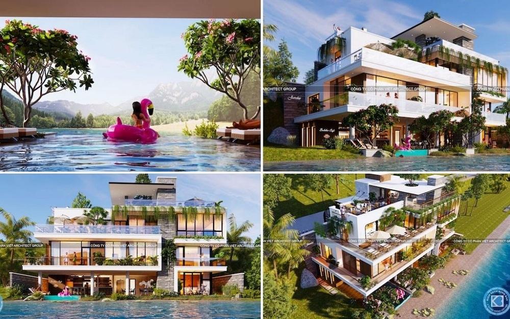 Những mẫu thiết kế biệt thự được ưa chuộng nhất 2021