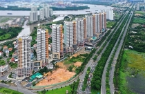 Real estate booms in HCM City's east as innovation city takes shape
