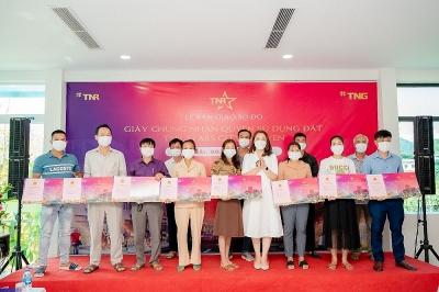 TNR Holdings Vietnam khẳng định uy tín với hàng loạt dự án bàn giao sổ đỏ và hoàn thiện hạ tầng