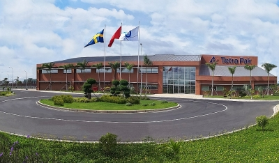Tetra Pak đầu tư mở rộng nhà máy, khẳng định niềm tin vào phục hồi kinh tế của Việt Nam sau đại dịch