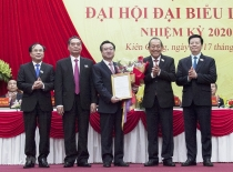 Awarding decision to appoint Deputy Minister of Construction to Mr. Nguyen Thanh Nghi
