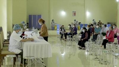 Bình Xuyên (Vĩnh Phúc): Tiêm chủng vắc xin Covid-19 bảo đảm an toàn, hiệu quả