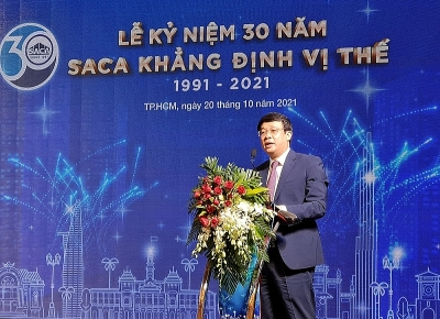Celebrating 30th anniversary of HCMC Construction and Building Material Association