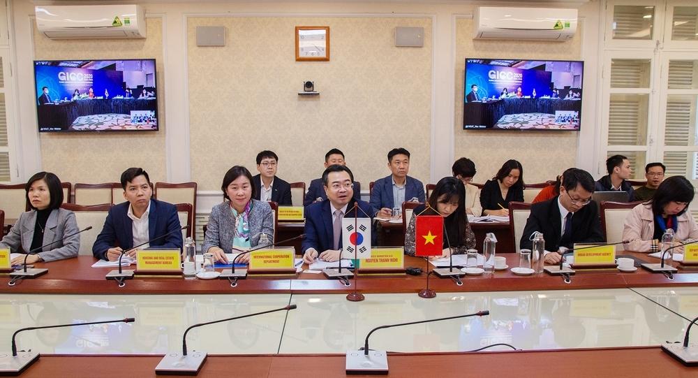 Vietnam - Korea: Strengthening cooperation for smart city and social housing