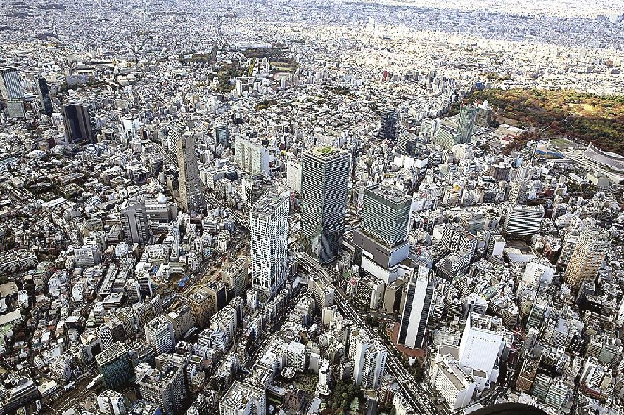 Tokyo ranked No.3 in Global Power City Index