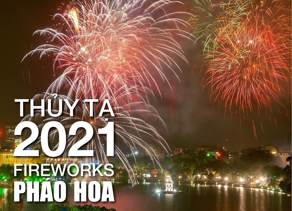 Nhà hàng Thủy Tạ: Điểm lý tưởng và lãng mạn nhất để ngắm pháo hoa chào năm mới 2021