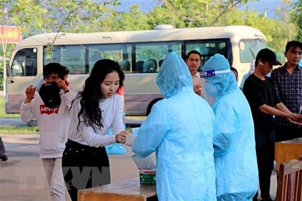 Việt Nam thêm 7 ca mắc COVID-19 nhập cảnh trong vòng 24 giờ qua