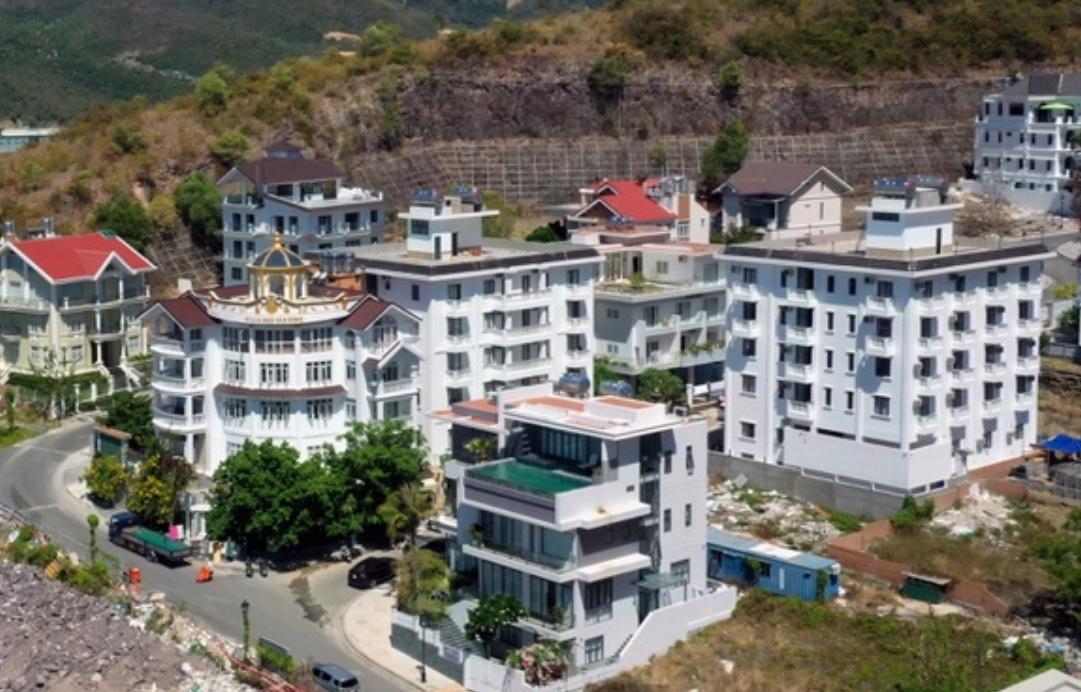 Khánh Hòa: Cưỡng chế loạt công trình sai phạm tại dự án Ocean View Nha Trang