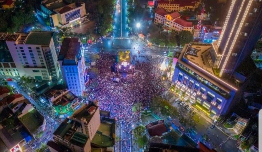 Thừa Thiên – Huế: Bắn pháo hoa trái phép tại sự kiện đón chào năm mới 2021