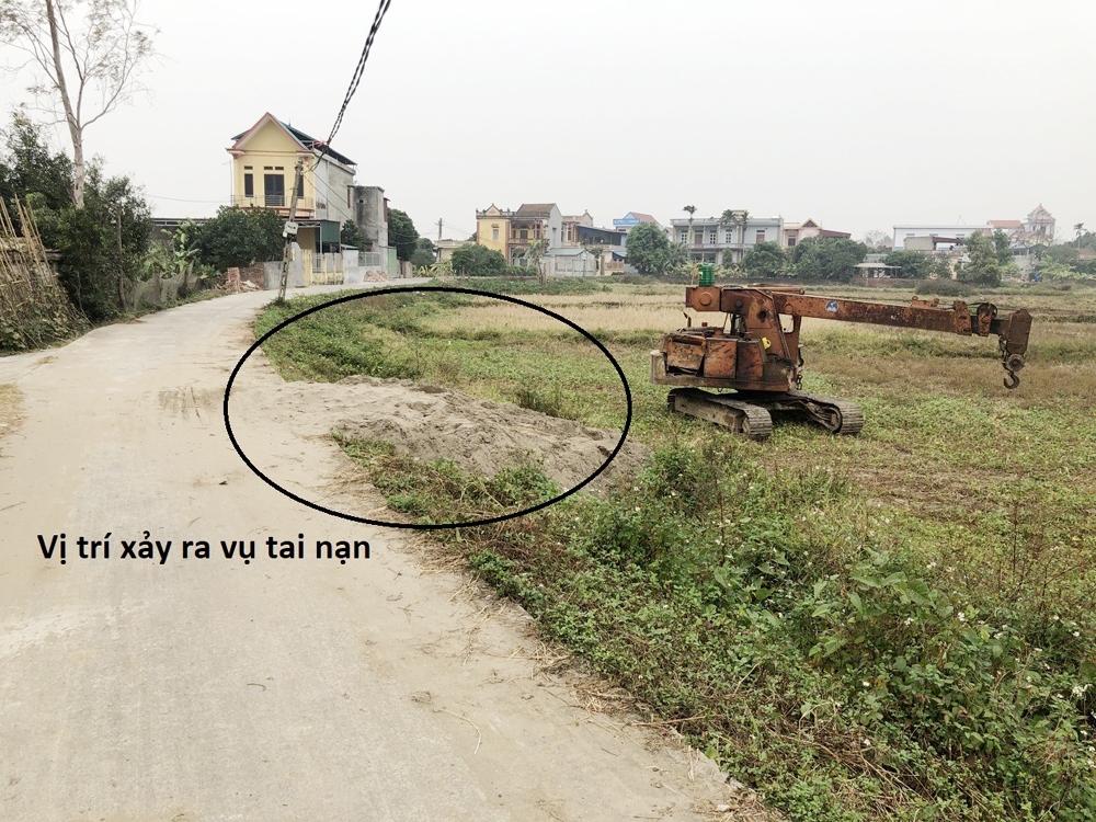 Sở Xây dựng Bắc Ninh thông tin về vụ tai nạn gây thương vong tại huyện Lương Tài