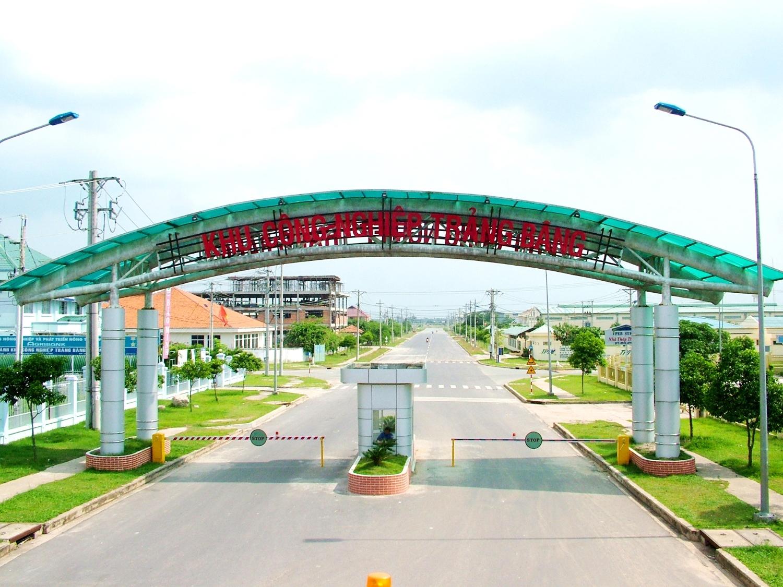 Điều chỉnh quy hoạch các Khu công nghiệp trên địa bàn tỉnh Tây Ninh