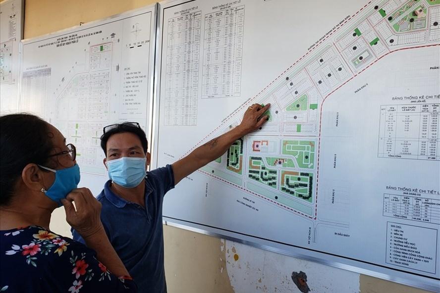 Người dân sẽ bắt đầu xây dựng nhà cửa tại khu tái định cư Lộc An - Bình Sơn sau tết