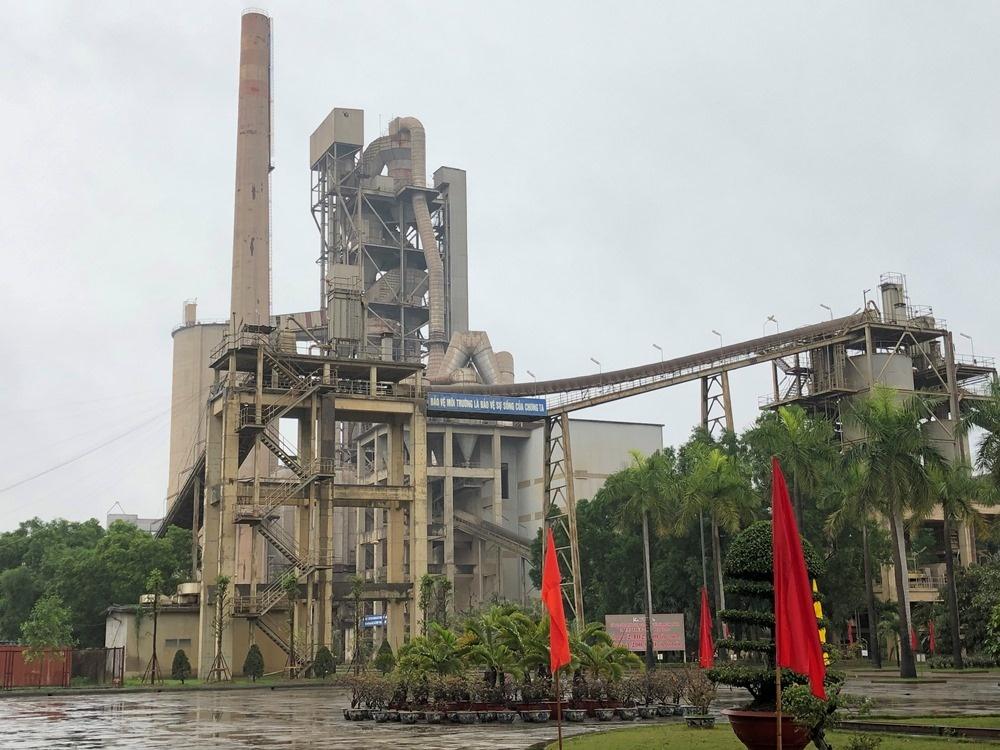 Sản lượng tiêu thụ xi măng VICEM Hải Phòng tăng 30,4%