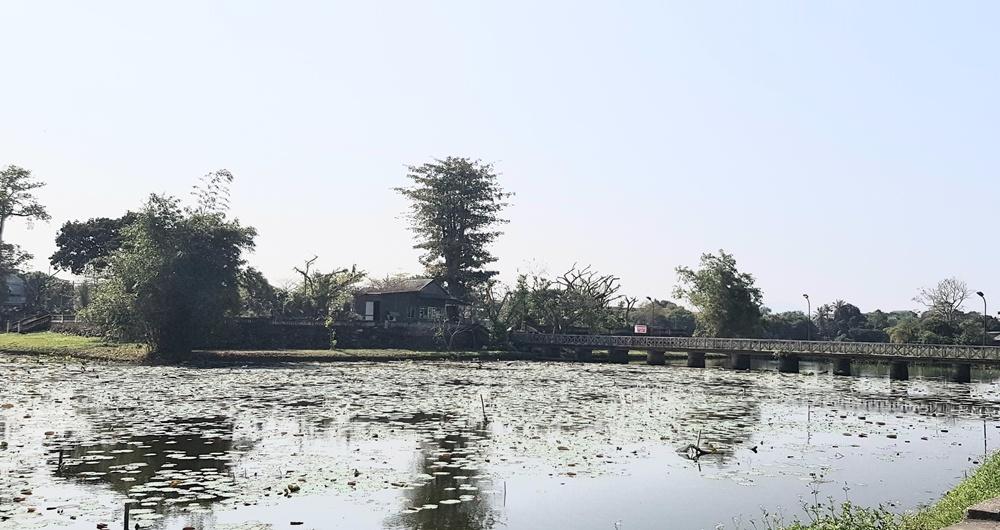 Thừa Thiên - Huế: Cải tạo, chỉnh trang di tích hồ Tịnh Tâm