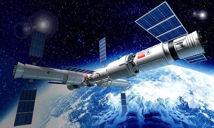 Trung Quốc có kế hoạch xây dựng trạm vũ trụ mới