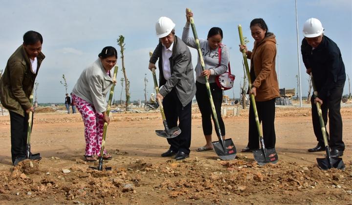 Thừa Thiên - Huế: Khởi công xây dựng nhà ở cho 25 hộ nghèo Kinh thành Huế