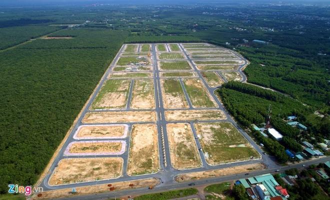 Đồng Nai đấu giá 5 khu đất 'vàng' tại Long Thành
