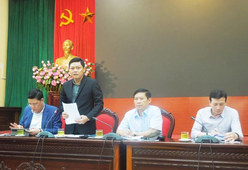 Lãnh đạo quận Ba Đình nhận trách nhiệm về sai phạm công trình 8B Lê Trực