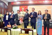 Quảng Ninh: Thành phố Móng cái có Chủ tịch UBND mới