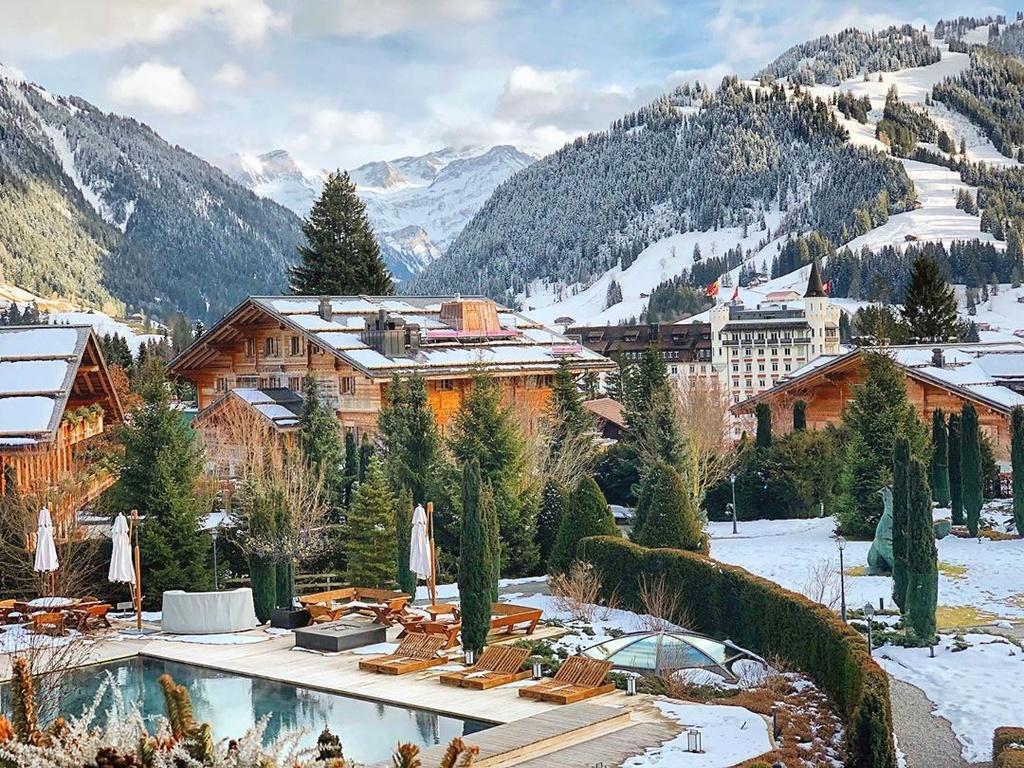 Khu nghỉ dưỡng biệt lập của giới thượng lưu tại ngôi làng ở Thụy Sĩ