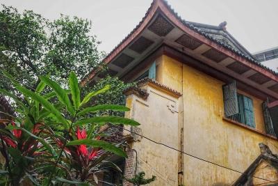 Dinh thự Bảo Đại: Một kiến trúc độc đáo giữa lòng Thủ đô Hà Nội