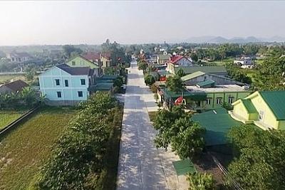 Hà Tĩnh đầu tư 46 tỷ đồng làm 952m đường vào Văn Miếu