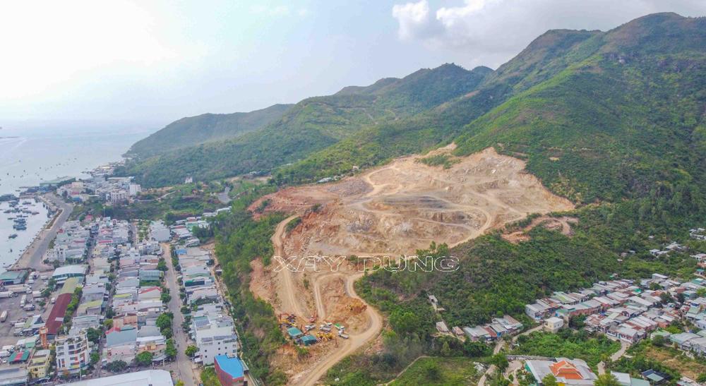 Khánh Hòa: Phương pháp thi công Khu đô thị Haborizon bằng mìn, người dân sống trong sợ hãi