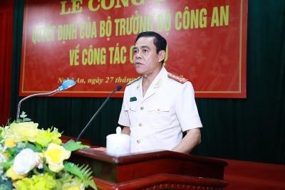 Ông Võ Trọng Hải được bầu giữ chức vụ Chủ tịch UBND tỉnh Hà Tĩnh