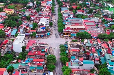 Thanh Hóa: Điều chỉnh cục bộ quy hoạch chung xây dựng thị trấn Triệu Sơn