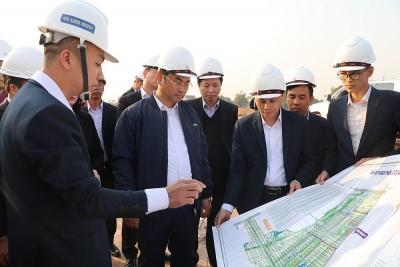 Góp phần xây dựng Thái Nguyên trở thành trung tâm kinh tế công nghiệp hiện đại