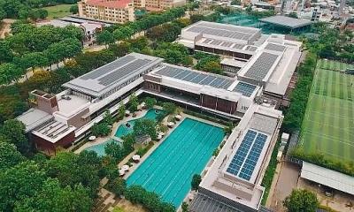 Gamuda Land đưa hệ thống năng lượng mặt trời vào Celadon City