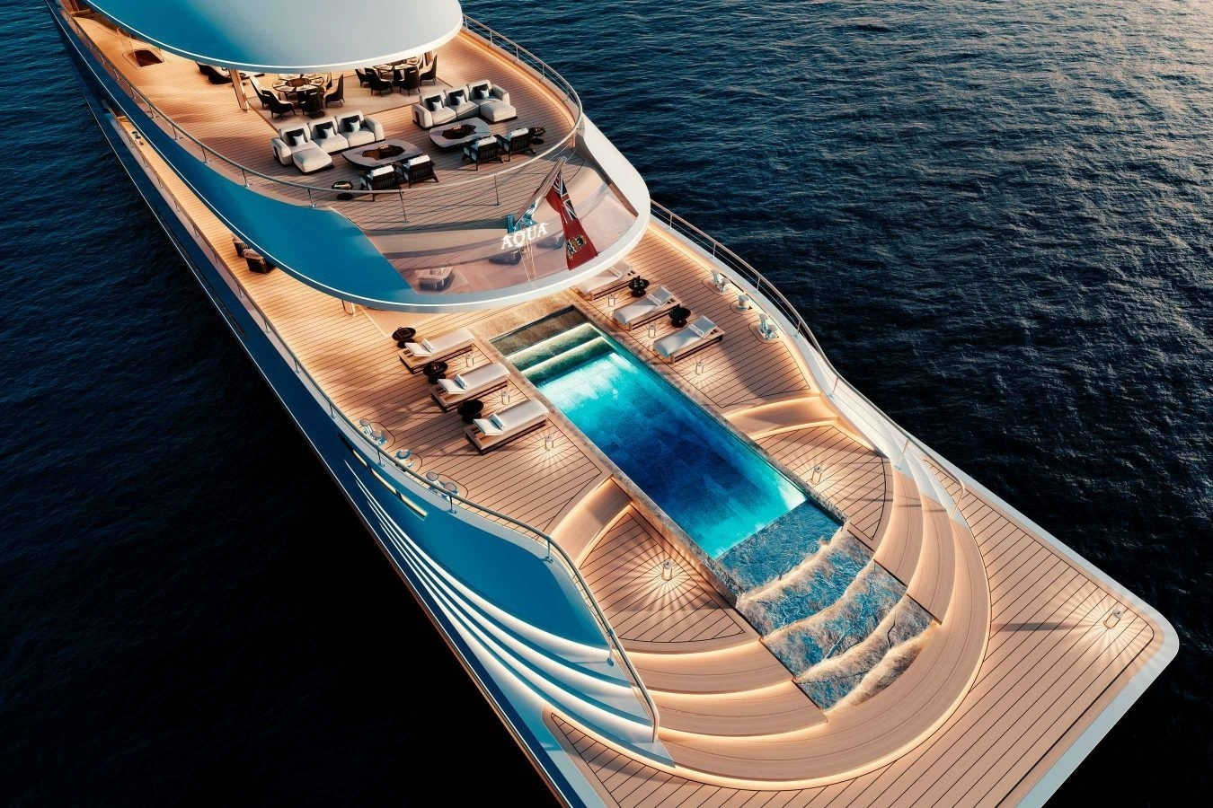 Giới siêu giàu chuộng mua du thuyền đắt đỏ