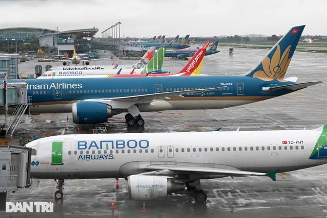 Bỏ trần vé máy bay: Các hãng