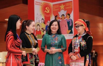 Bầu cử Quốc hội khóa XV: Kỳ vọng tiếp tục nâng cao tỷ lệ đại biểu nữ