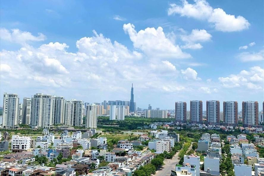 Thị trường bất động sản hạ nhiệt vì ảnh hưởng dịch, giá vẫn tăng mạnh